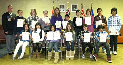 royal canadian legion remembrance day essay contest The royal canadian legion, warburg branch, announces remembrance day literary contest winners.